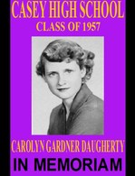 Carolyn Sue (Gardner) Daugherty